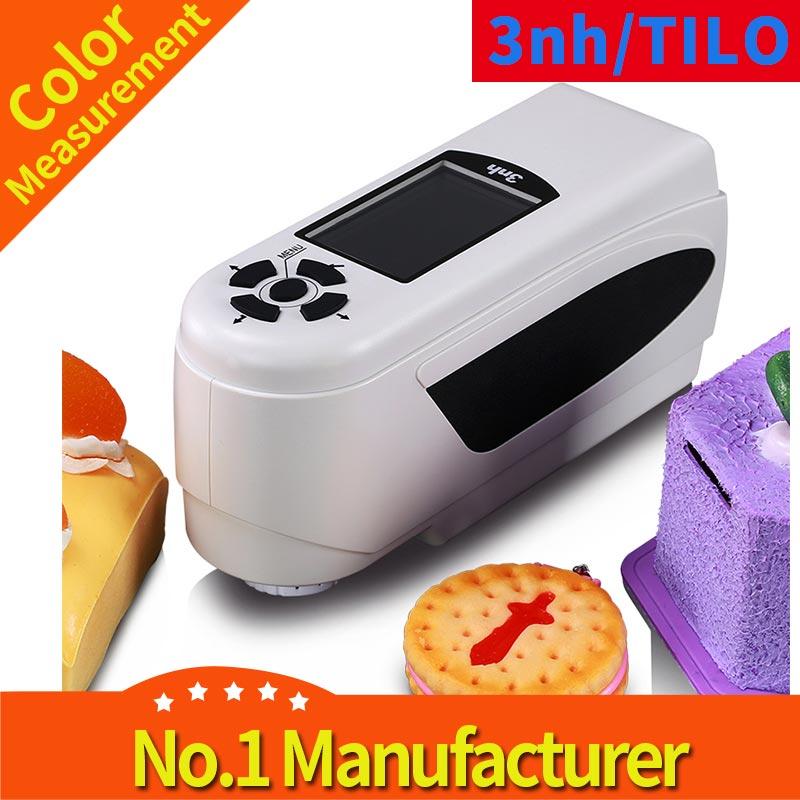 3NH Nr200 Digital Photoelectric Colorimeter Digital Chromometer with Cqcs3 PC Software