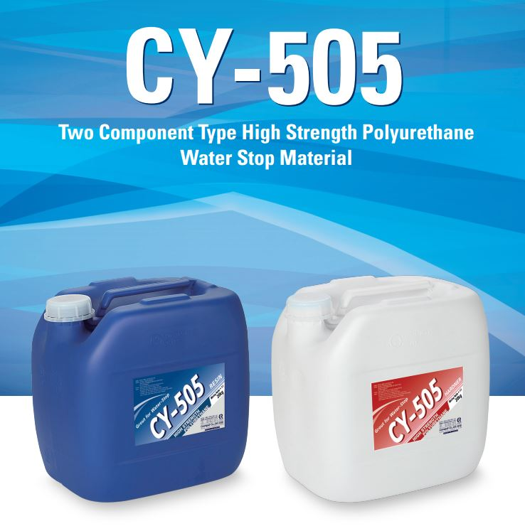 grouting high strength pu (CY-505)