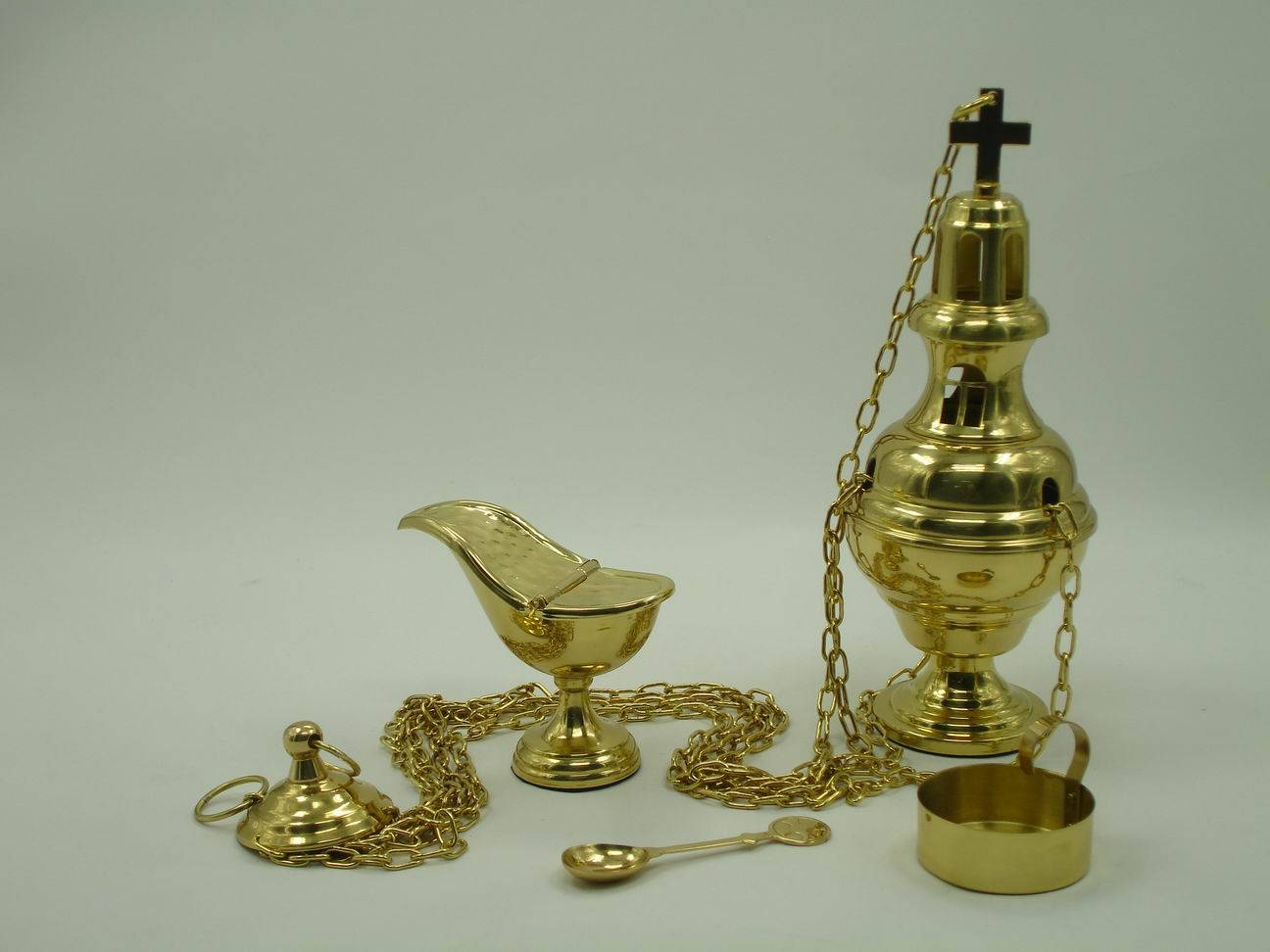 100% guaranteed high quality brass censer, perfect church articles new M5-1