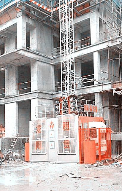 CE approved construction hoist for sale