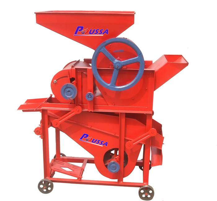 electric driven peanut shelling machine