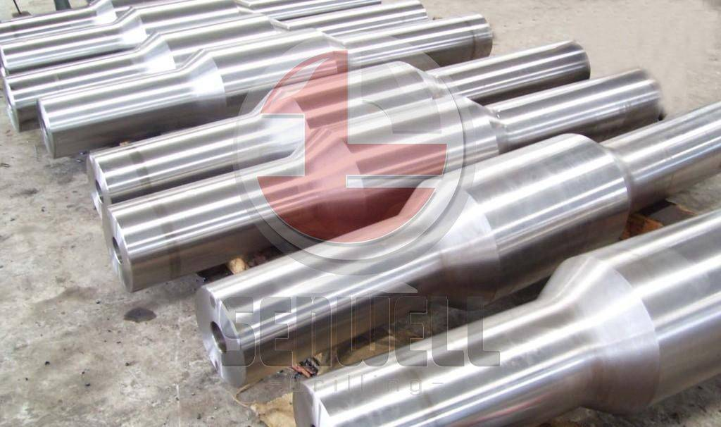 High quality open die forging Stabilizer forging/blank, Reamer Forging in oil and gas drilling indus