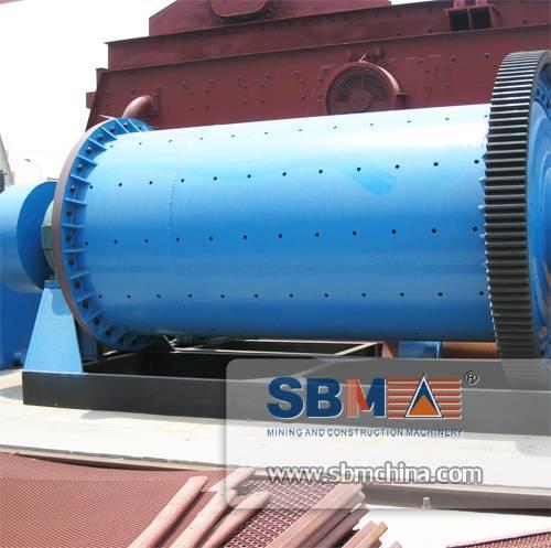 SBM Ball Mill