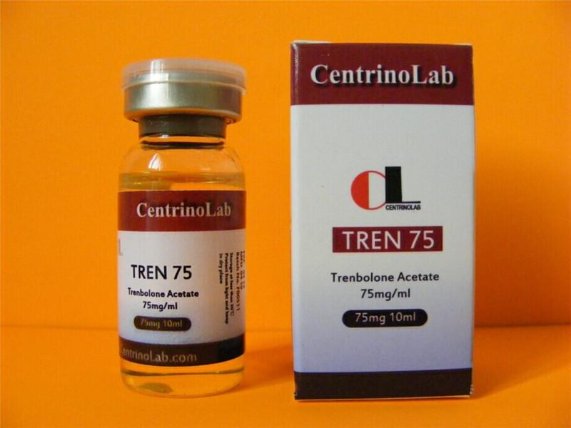 Trenbolone Acetate/Tren 75 injectable for bodybuilder
