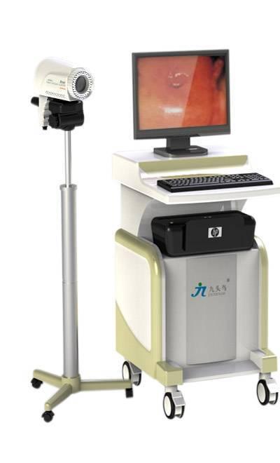 Digital Electronic Colposcope JTN-1002 trolley type