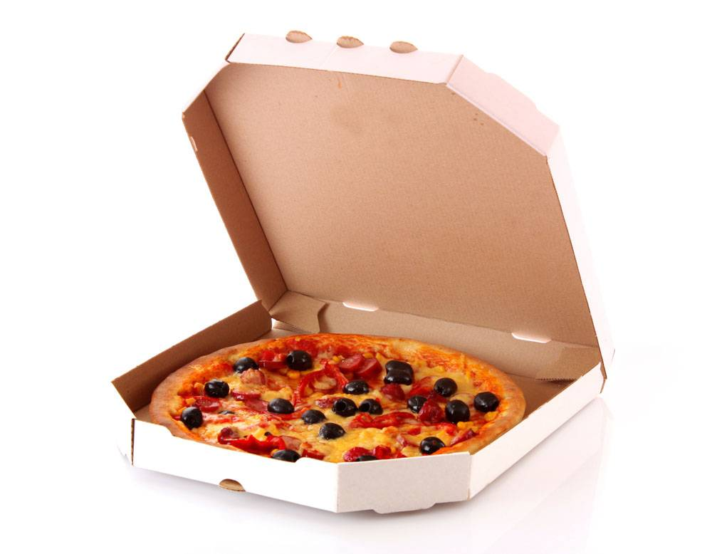 new style wholesale and corrugated pizza box