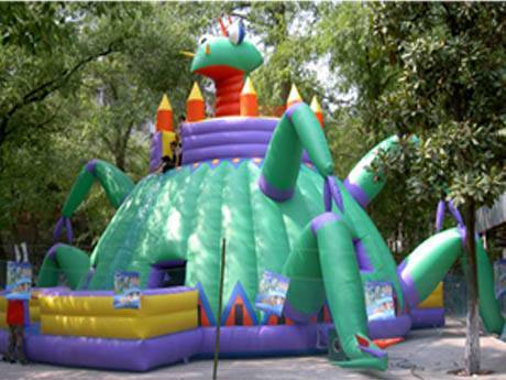 2010 THE NEWEST DESIGNED inflatable bouncy house