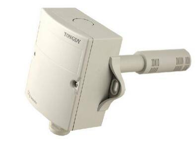 High quality Duct mount CO2 transmitter with Temp &Humidity