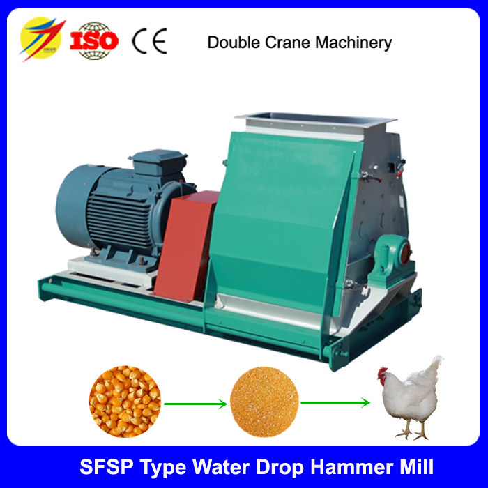 Hammer mill for flour soybean meal grinding machine