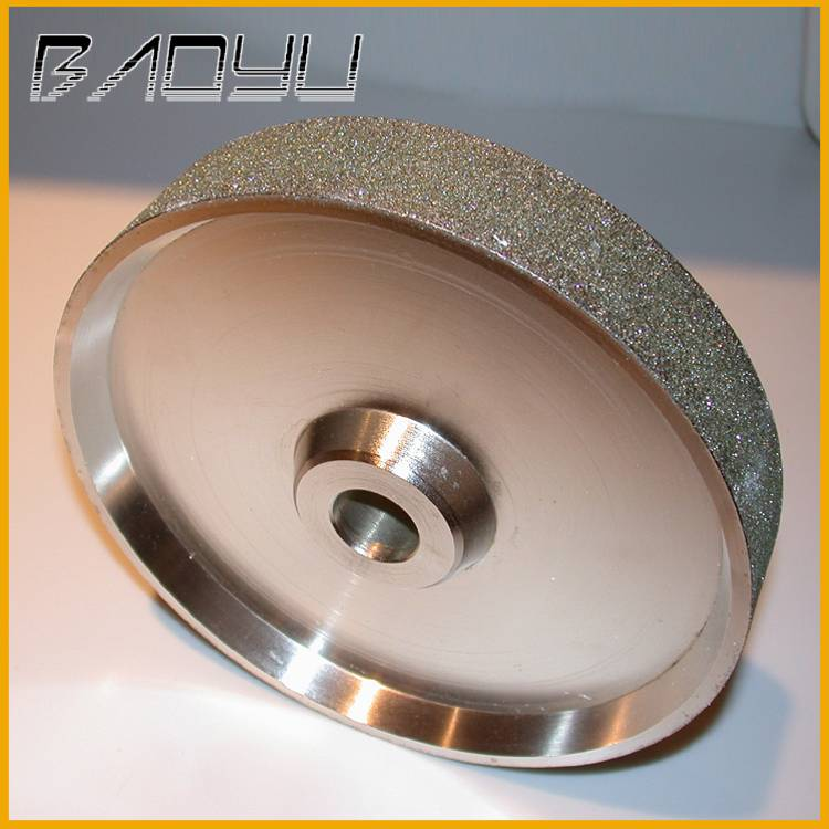 High Quality Electroplated CBN Diamond Grinding Wheels