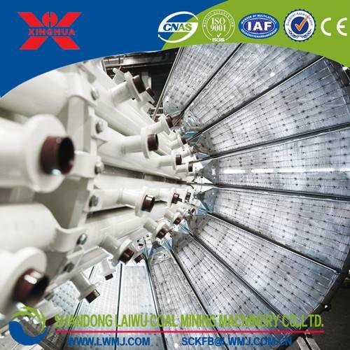 Hydraulic sludge dewatering, GPJ-60A, filtration equipment, sludge dewatering machine