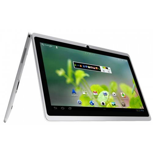 DOMO Slate X15 Dual Core Processor and Dual Camera Tablet PC Android Kitkat 4.4.2, 3G via Dongle + W