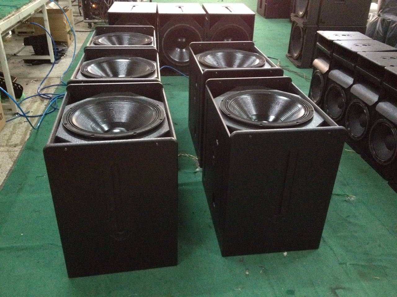 New Line array Subwoofer-GEO S18B