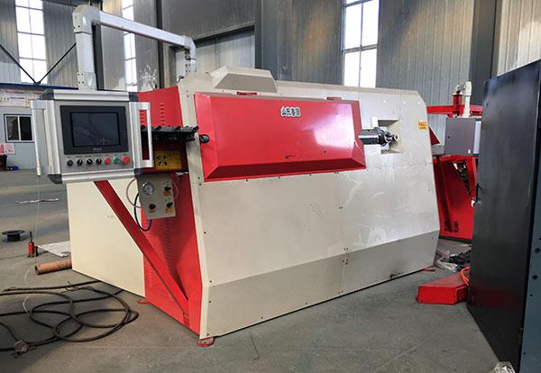 steel bar metal bending machines LYWG-14