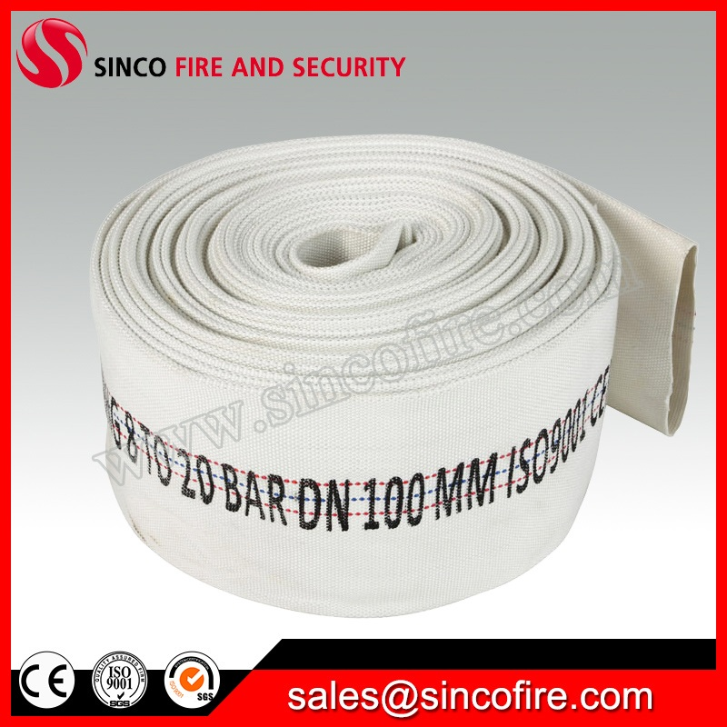 6 Inch Fabric High Pressure Flexible Fire Resistant PVC Discharge Hose