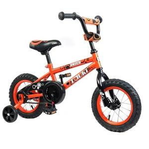 Tauki AMIGO 12 inch Kid Bike, Orange