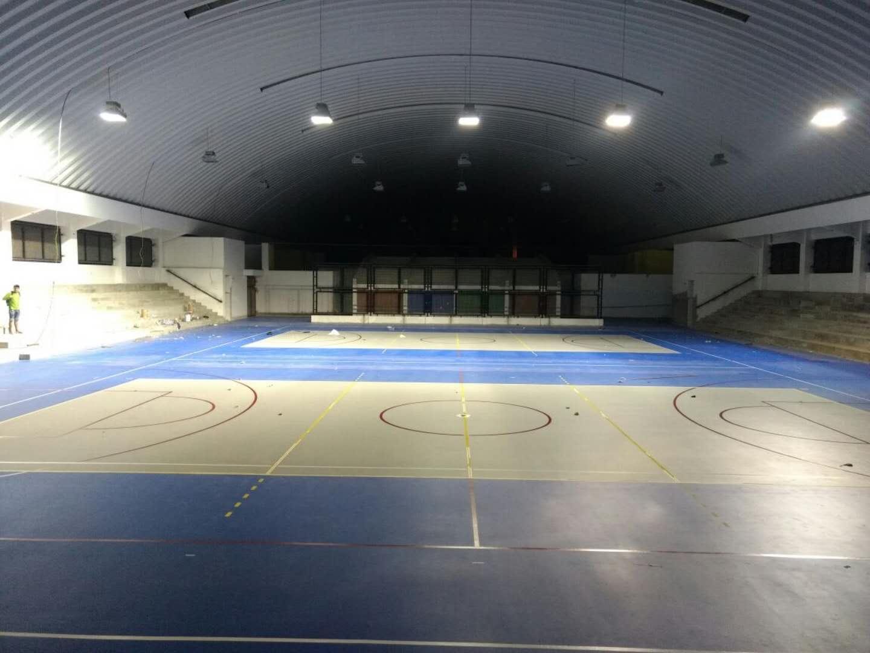 Polyurethane Flooring for Sports court