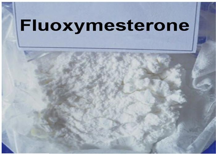 Pharma Grade 99% Steroid Fluoxymesterone Halotestin for anti cancer CAS 76-43-7