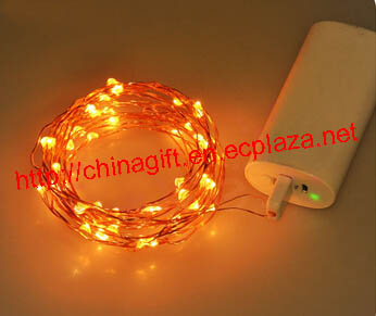 USB Copper String Lights
