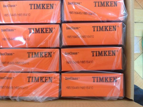 Timken HM516449A/HM516410 Taper roller bearings