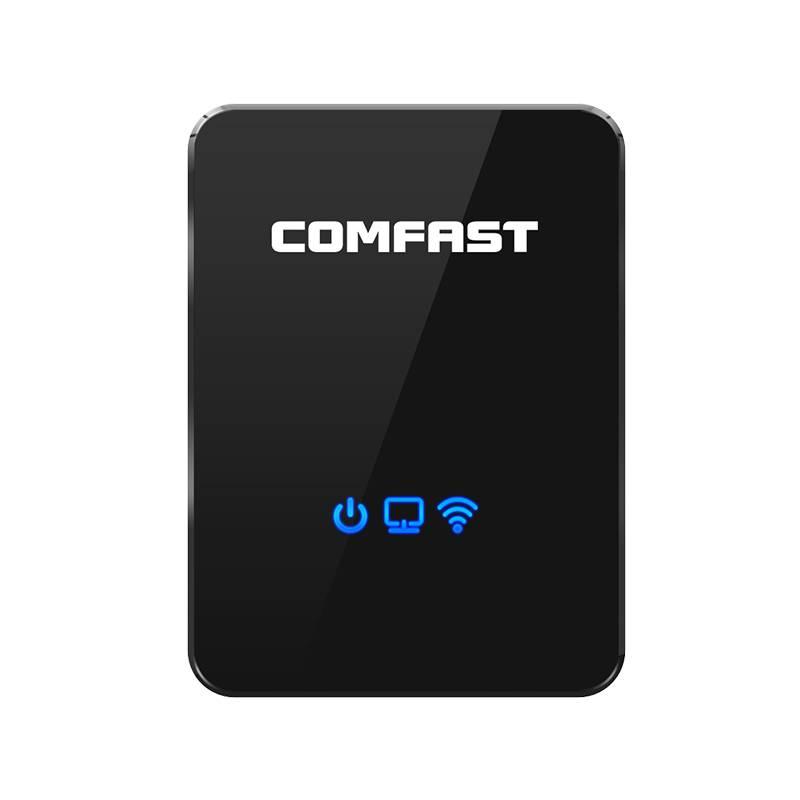300Mbps wifi repeater Comfast, EU/USA Plug standard