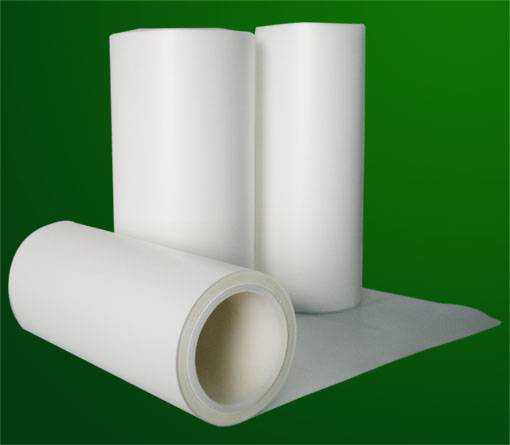 PE adhesive paper roll