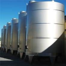 40 ton stainless steel wine tank