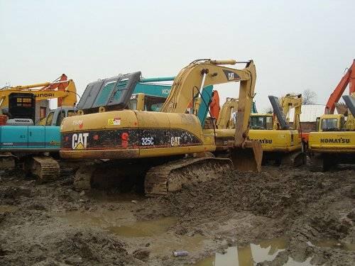 Used Crawler Excavators Cat 325C
