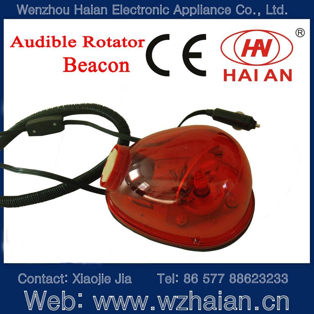Halogen revolving/ rotating car beacons light