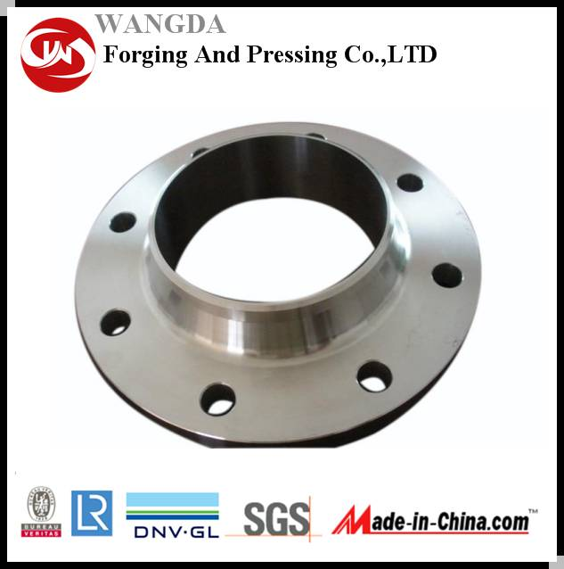 Welding Neck Flange Carbon Steel Flanges (LT-008)