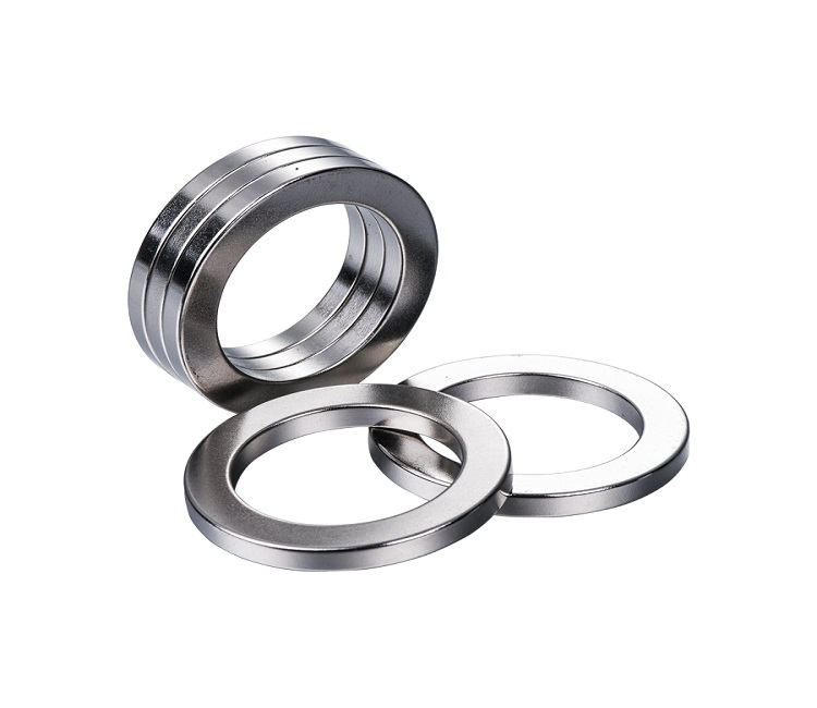 N48 Super Strong Neodymium Magnets Ring Rare Earth Ring Magnet