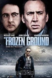 The Frozen Ground dvd movies