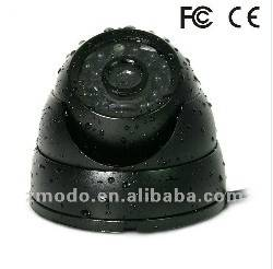 80' IR Waterproof Vandalproof CCD Professional Video Camera