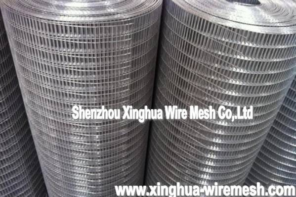 High Quality ISO9001 Welded Wire Mesh