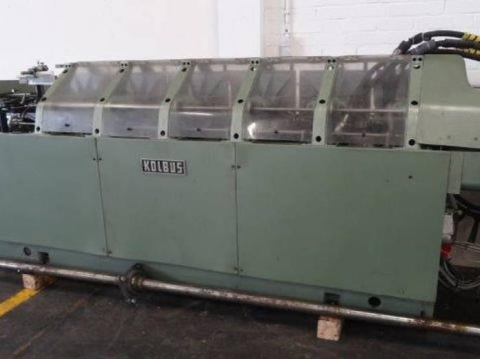 Case-Binding machine Kolbus BF 520 (40) compact flow line [1974]