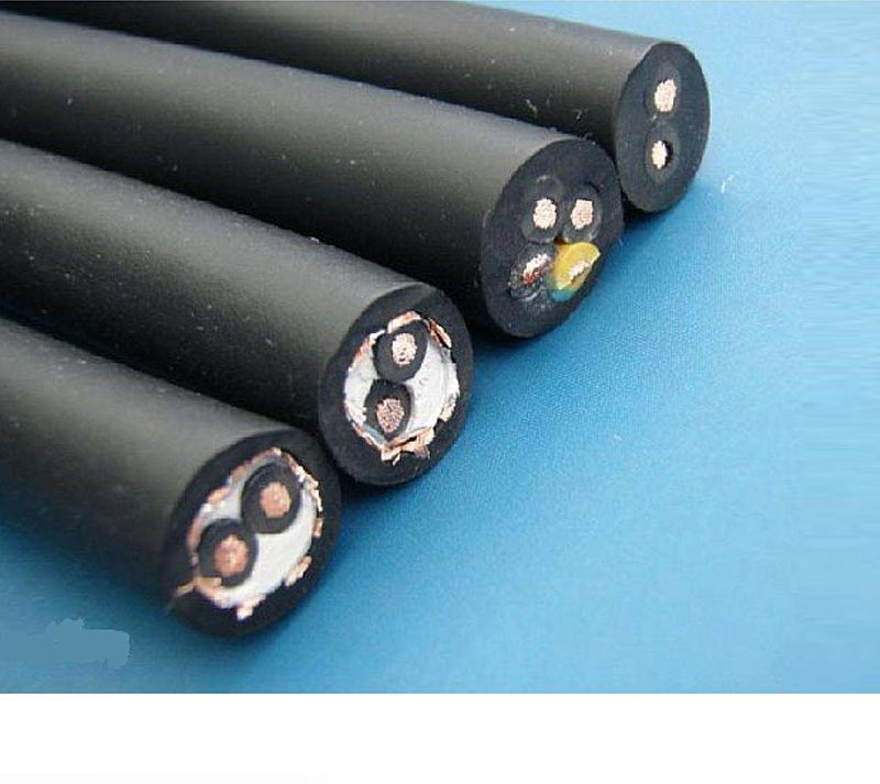 Rubber Sheathed&Insulated Soft Cable