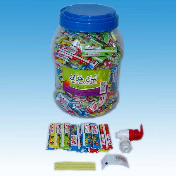 YUG011 Bubble Gum with Water Machine