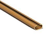 Aluminum venetian blinds bottom rail