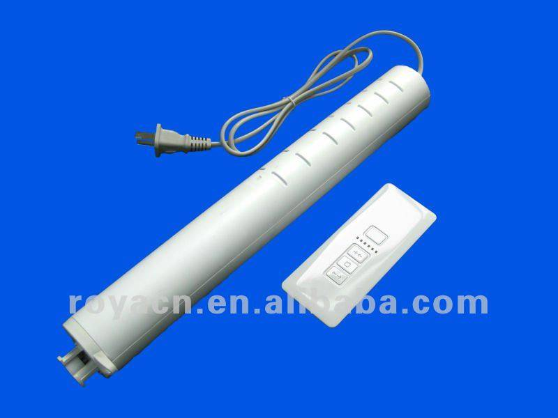 AC electric wireless remote control curtain motors