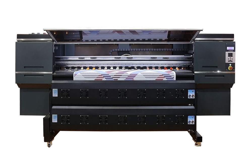 2018 Professional Large Format Eco Solvent Sublimation Printer