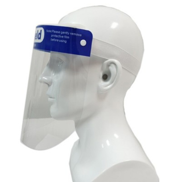 wholesale reusable anti-fog personal protective face shield