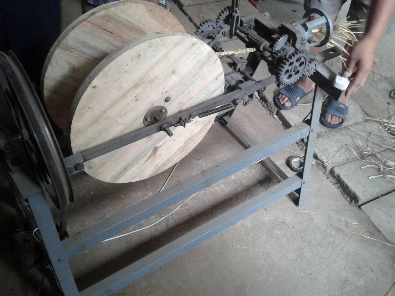 Best Price Straw Rope Making Machine