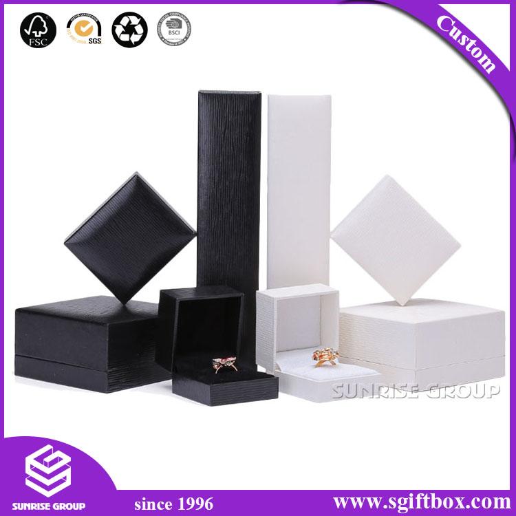 High-End Cardboard Packaging Gift Box Jewelry Box