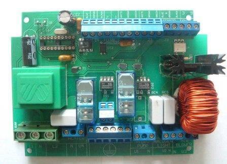 PCB + Assembly + Components