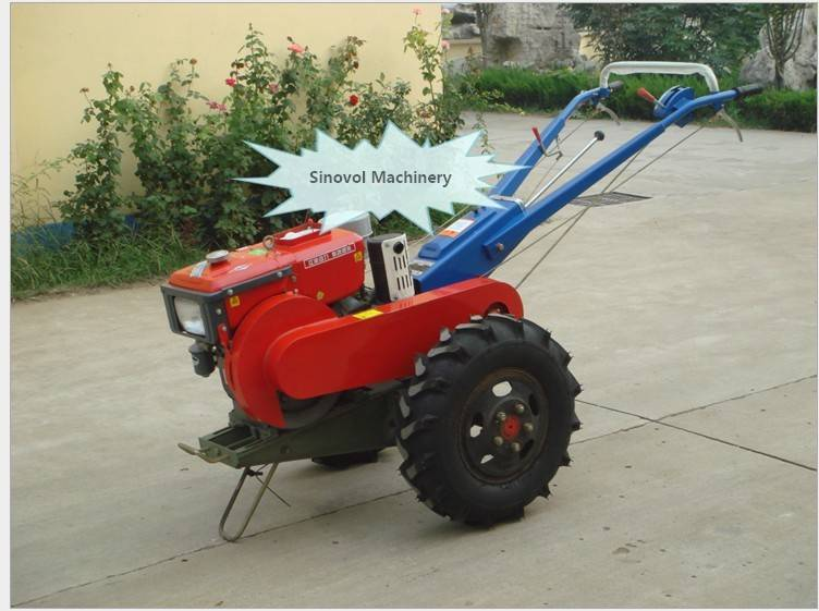 Walking tractor,8hp-18hp,water cooled