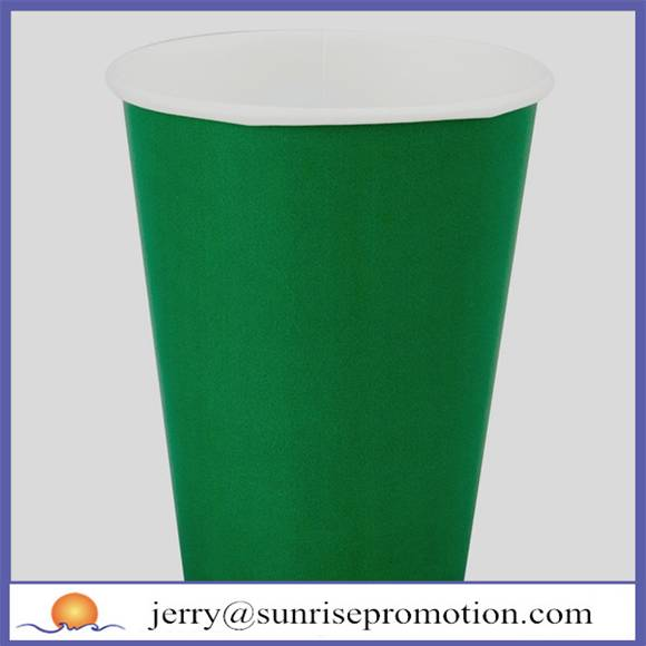 china wholesale cheap 12oz disposable color cups