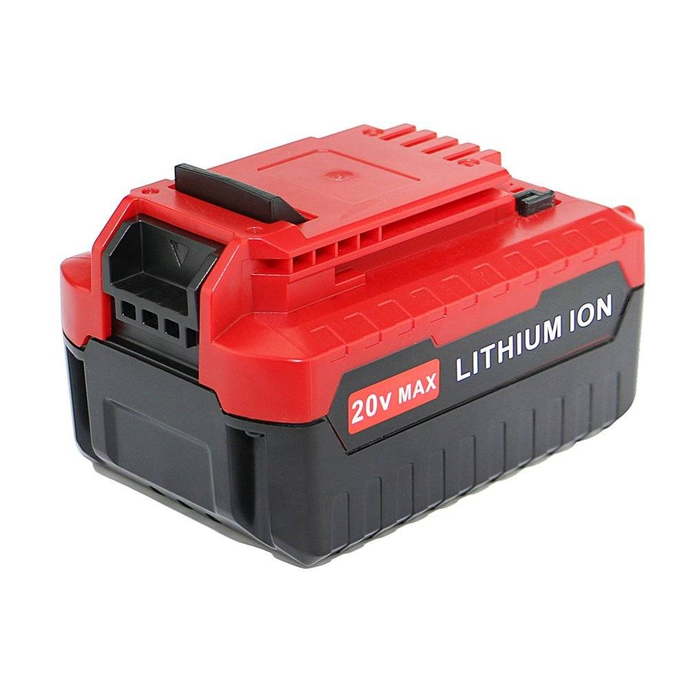 4.0Ah Replacement Lithium Battery for Porter Cable 20V MAX Tools Battery PCC685L PCCK602L2 PCC620LB