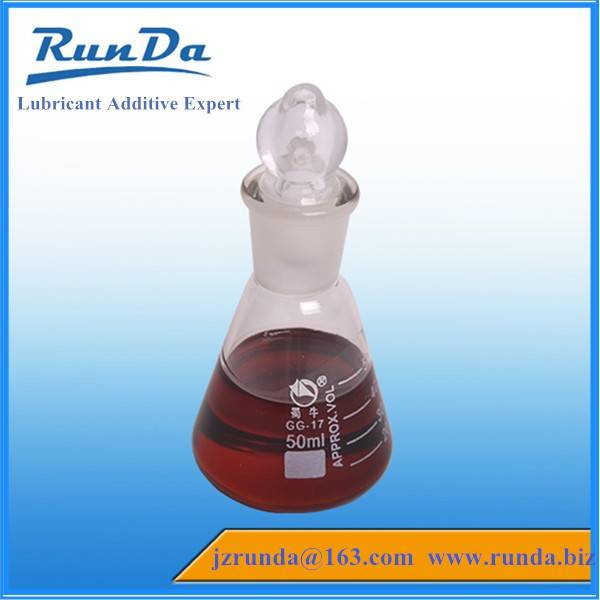 RD106D (TBN400) Long-Chain Linear Alkyl Benzene High Base Synthetic Calcium Sulfonate
