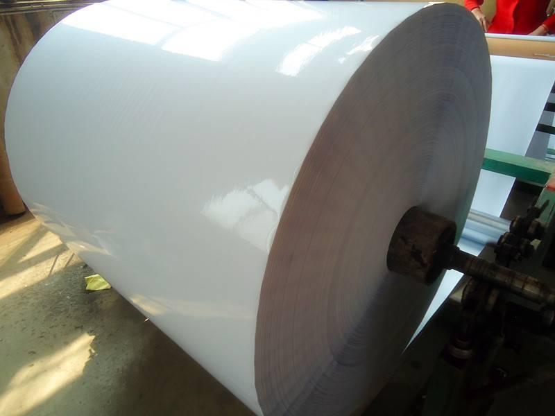 Self adhesive paper/High quality printable self adhesive paper