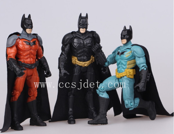 PVC action figure,plastic 3D figure